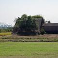 写真: 宮崎空港横の掩体壕 6号基 (2)