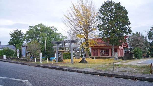 出水護国神社 (1)