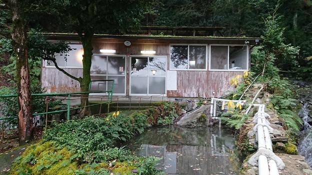 湯川内温泉 かじか荘 (9) 上の湯
