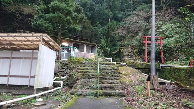 湯川内温泉 かじか荘 (8) 上の湯