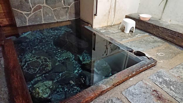 湯川内温泉 かじか荘 (12) 上の湯