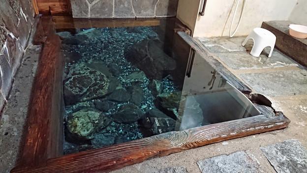 湯川内温泉 かじか荘 (11) 上の湯