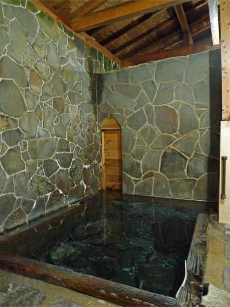 湯川内温泉 かじか荘 (17) 上の湯