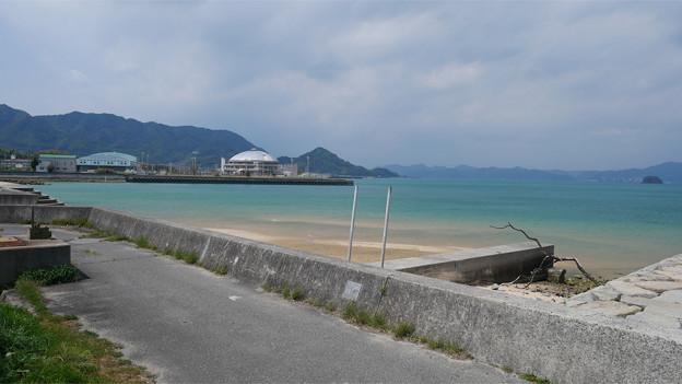 瀬戸内海の美しい海 大三島にて (1)