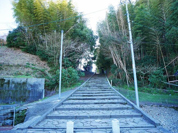 番所の坂 (2)