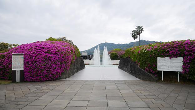 平和公園 (14) 平和の泉