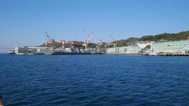 長崎港ターミナルから軍艦島クルーズ (5)