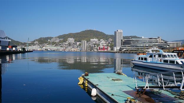 長崎港ターミナルから軍艦島クルーズ (2)