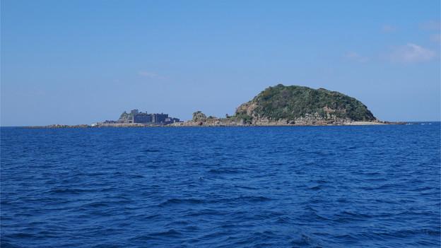 中ノ島と端島