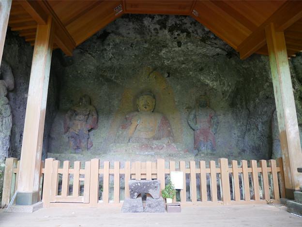 宮迫石仏 (3) 緒方宮迫東石仏