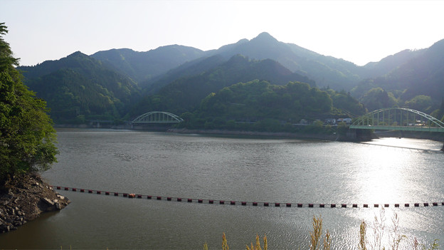 松原ダム (1)