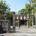 糸島市・老松神社 (2)
