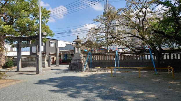 糸島市・老松神社 (11)