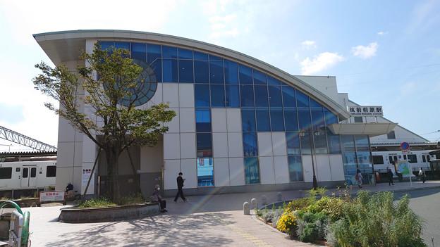 糸島市・筑前前原駅 (1)