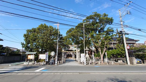 産宮神社 (1)