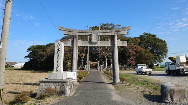 志登神社 (2)