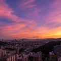 Photos: お盆の夕陽