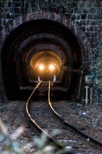 芸備線三連トンネル