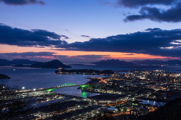 Photos: 湾岸夜景