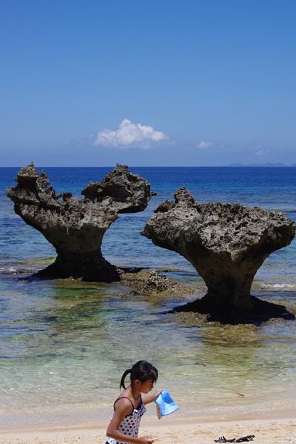 古宇利島2