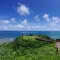 写真: 知念岬2