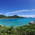 写真: 渡嘉敷島1