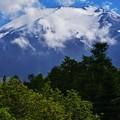 富士山(富士吉田2合目より)