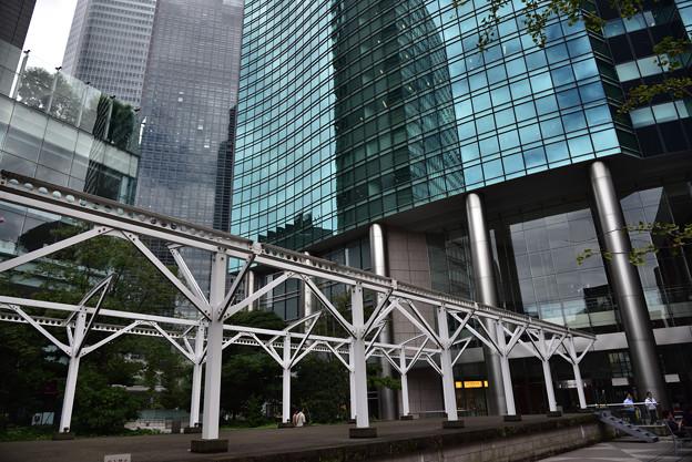 日本鉄道発祥の基点