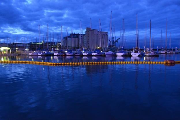 清水港夕方ぶらぶら歩き