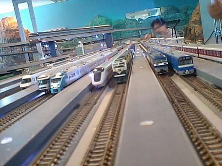 鉄道屋にて−2