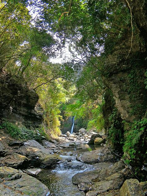 写真: 絲瀑清溪