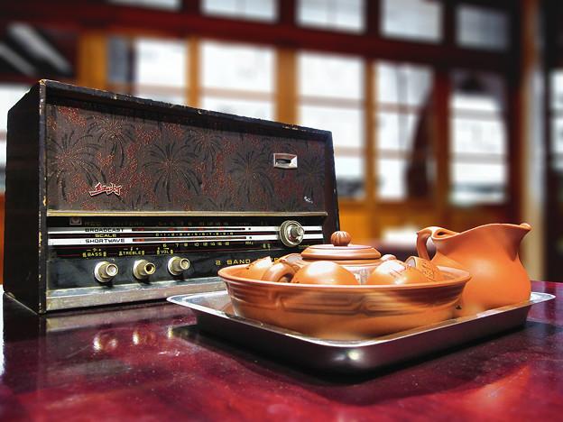 紅燈牌收音機