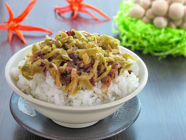 Photos: 肉燥飯(滷肉飯)
