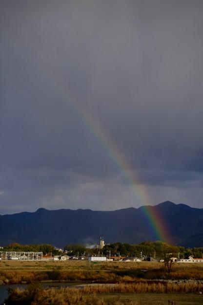 虹色の空へ
