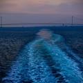 Photos: 去りゆく海峡