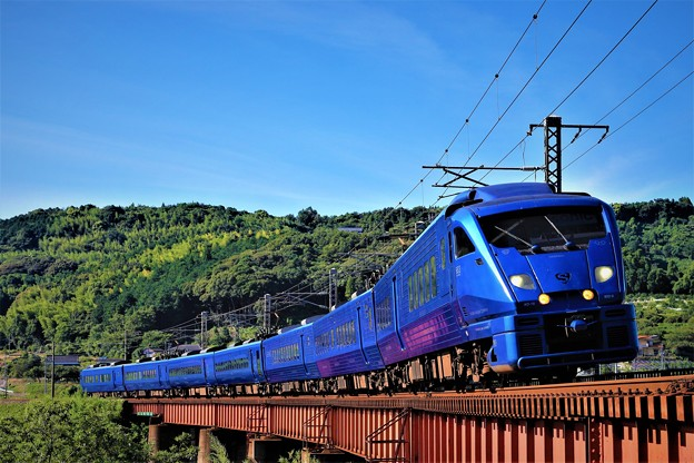 883系ソニック特急列車