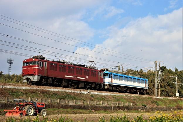 機関車重連