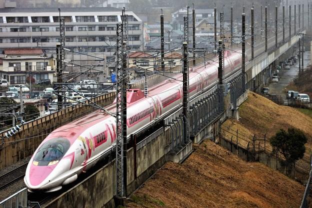 Photos: ハローキティ新幹線