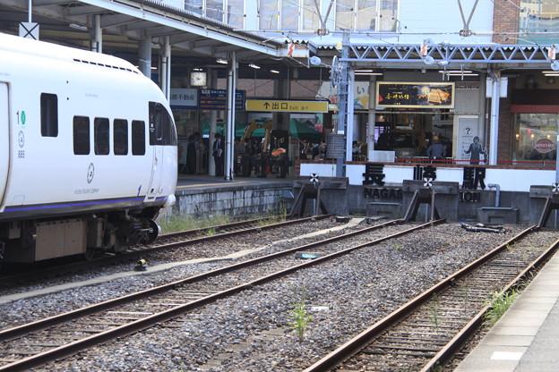 終着駅 長崎