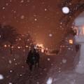 Photos: 雪灯籠in the snow