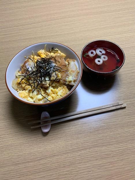 20201207カツ丼