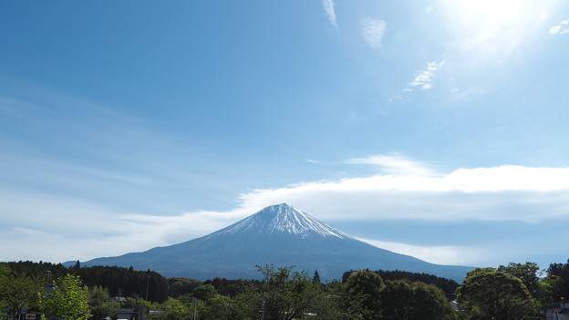 Photos: 翌日3日目の富士山