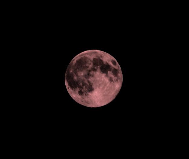 ~「苺月」~Subtitle「梅干しMoon」だぜぇ~うへへ~( ̄▽ ̄;)