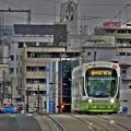 通勤電車(HDR)