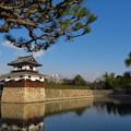 広島城 表御門・平櫓・多聞櫓・太鼓櫓