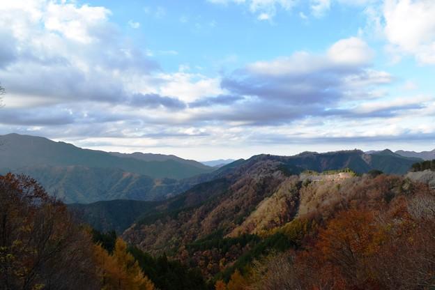 秋の山 2