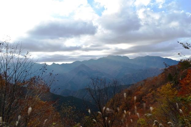 秋の山 3