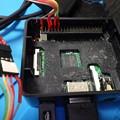 Raspberry PiでGPS時計03