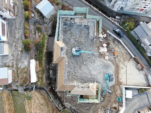 旧高田家取壊し状況7