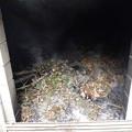 Photos: 17:40焼却炉の状態02